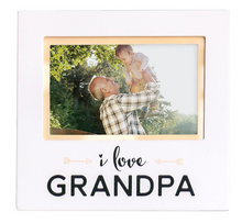 Load image into Gallery viewer, I Love Grandpa Frame