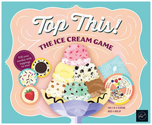 Load image into Gallery viewer, Top This! The Ice Cream Game