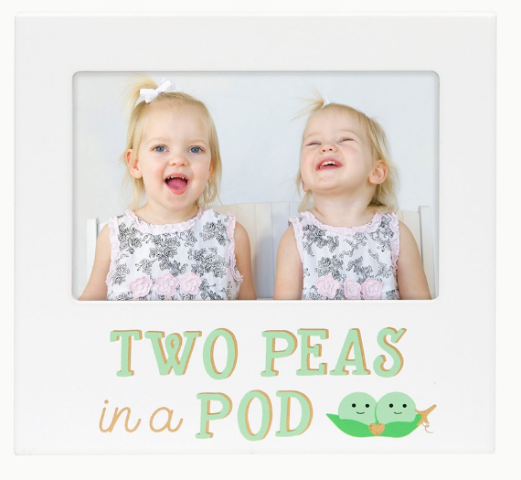 Two Peas in a Pod Frame