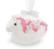 Load image into Gallery viewer, Unicorn Bath Toy Set
