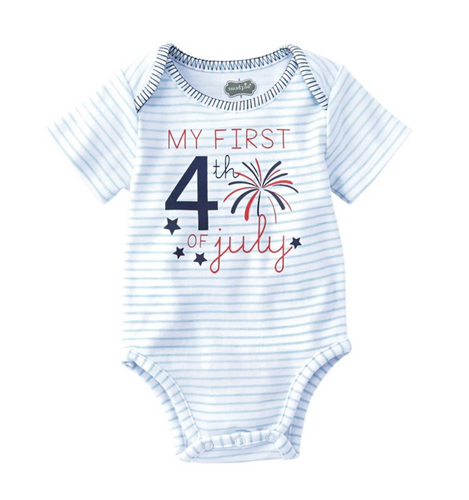 My First 4th Onsie