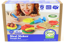 Load image into Gallery viewer, Green Toys Meal Maker Dough Set