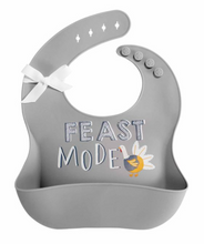 Load image into Gallery viewer, Thanksgiving Silicone Bibs