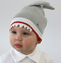 Load image into Gallery viewer, Shark Hat