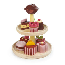 Load image into Gallery viewer, Chocolate BonBon Wooden Toy Set
