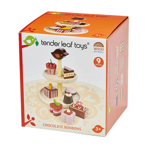 Chocolate BonBon Wooden Toy Set