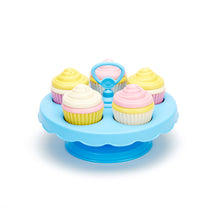 Load image into Gallery viewer, Green Toys Cupcake Set