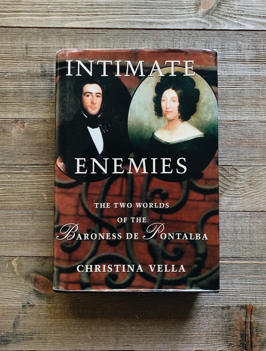 intimate enemies - signed & inscribed