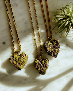 KannaBling - Necklace Heart Shape Gold Chain (3 Variants)