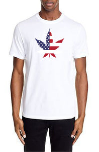KannaBling - T-Shirt Patriot MJ