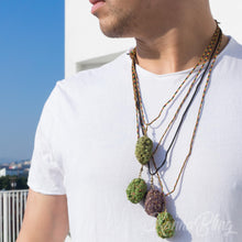 Load image into Gallery viewer, KannaBling - Marijuana Weed Cannabis Nug Pendant Necklace
