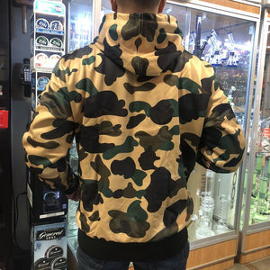 KannaBling - Backwoods Hoodie Duck Camo Sweatshirt
