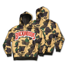 Load image into Gallery viewer, KannaBling - Backwoods Hoodie Duck Camo Sweatshirt