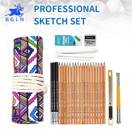 BGLN 36 Hole Sketch Set