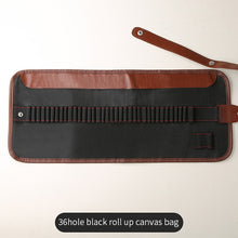Load image into Gallery viewer, BGLN 36 - 72 Hole Canvas Pencil Bag