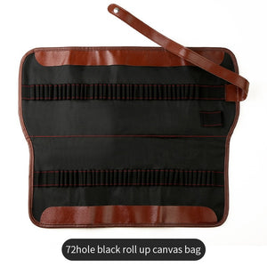BGLN 36 - 72 Hole Canvas Pencil Bag
