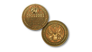 "Army ""Hunting"" license coin"