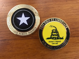 Patriot Post challenge coin