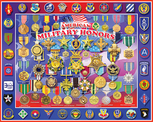 Military Honors puzzle