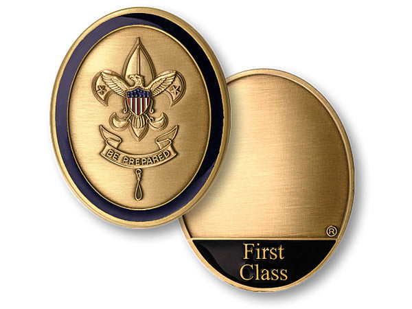 First Class rank coin