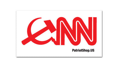 CNN sticker