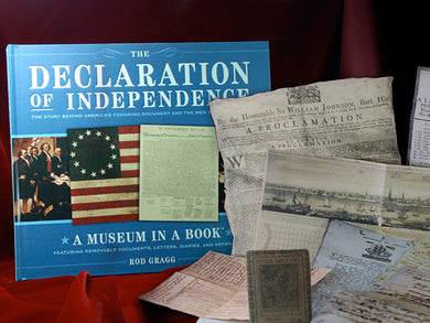 Declaration of Independence gift book