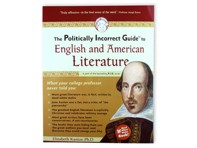 Politically Incorrect Guide, English & American Literature