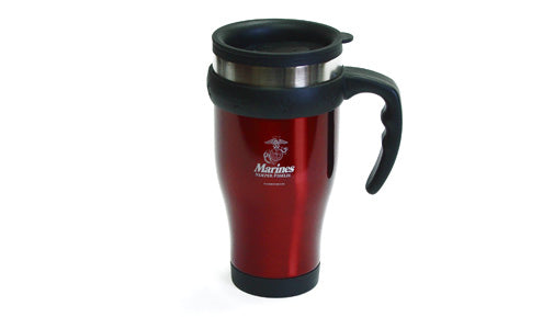 Overstock Sale - Marines travel mug