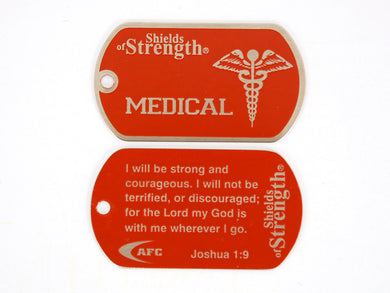 Medical Shield- Joshua
