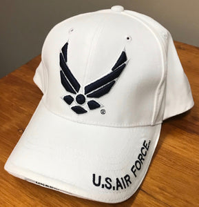 Air Force Wings hat - 3D