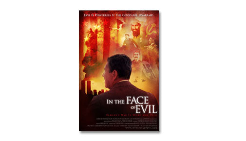 In the Face of Evil, Reagan's War in Word & Deed -- DVD