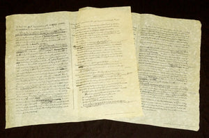 Jefferson's Rough Draft of the Declaration