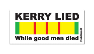 Overstock Sale - Kerry Lied sticker
