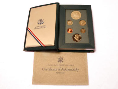 1987 Bicentennial Constitution Prestige Proof