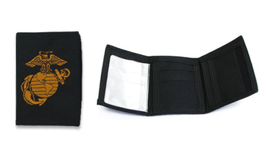 Marines canvas wallet