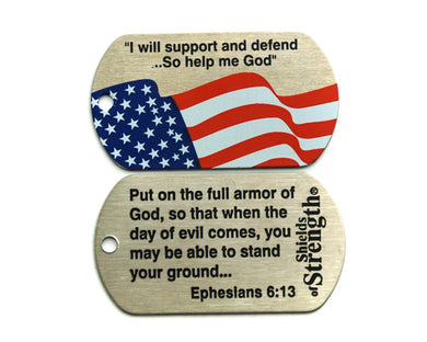 Shield of Strength - Ephesians 6:13