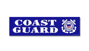 Coast Guard bumper magnet