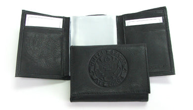 Air Force leather wallet