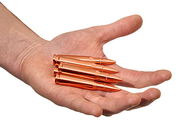 7.62 NATO (.308) - 2 oz. Copper Bullet Bullion