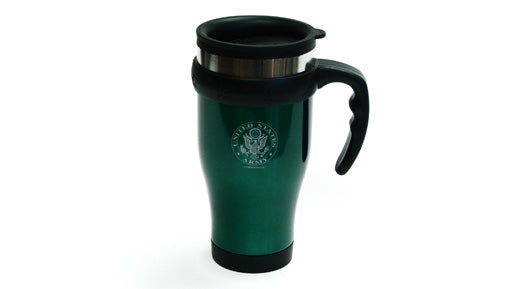 Overstock Sale - Army travel mug