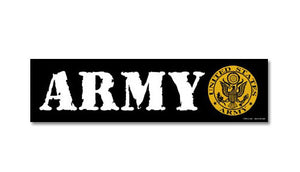Army bumper magnet