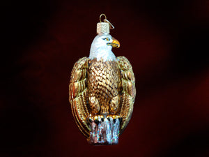 Patriot Bald Eagle ornament