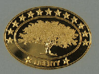 Liberty Tree pin