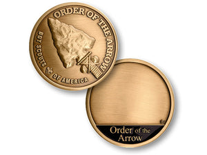 Order of the Arrow coin