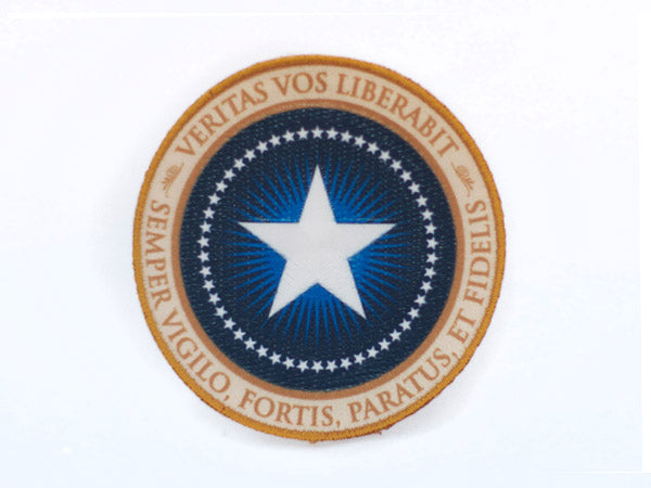 Patriot Seal patch
