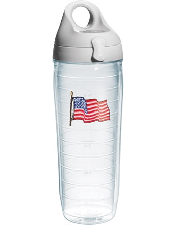 Flag Tervis water bottle