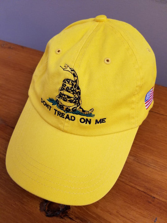 Gadsden hat - yellow