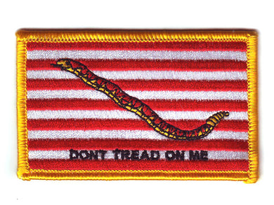 First Navy Jack embroidered patch