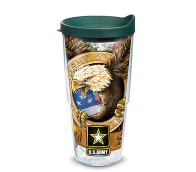 Army Eagle Wrap Tervis - 24 oz.