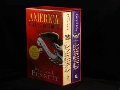 America: The Last Best Hope - 2 vol. set